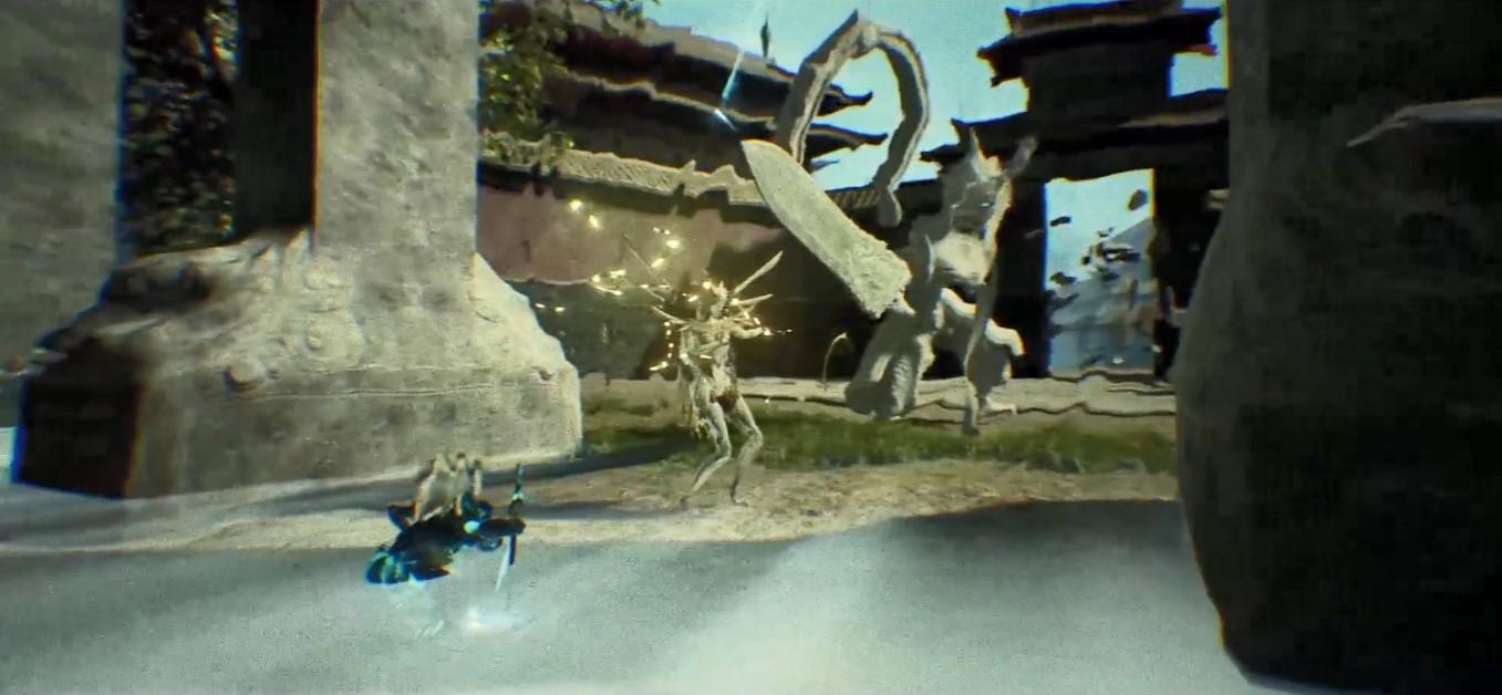 F5游戏发布会:国产ARPG《剑魄:第二章》更新预告