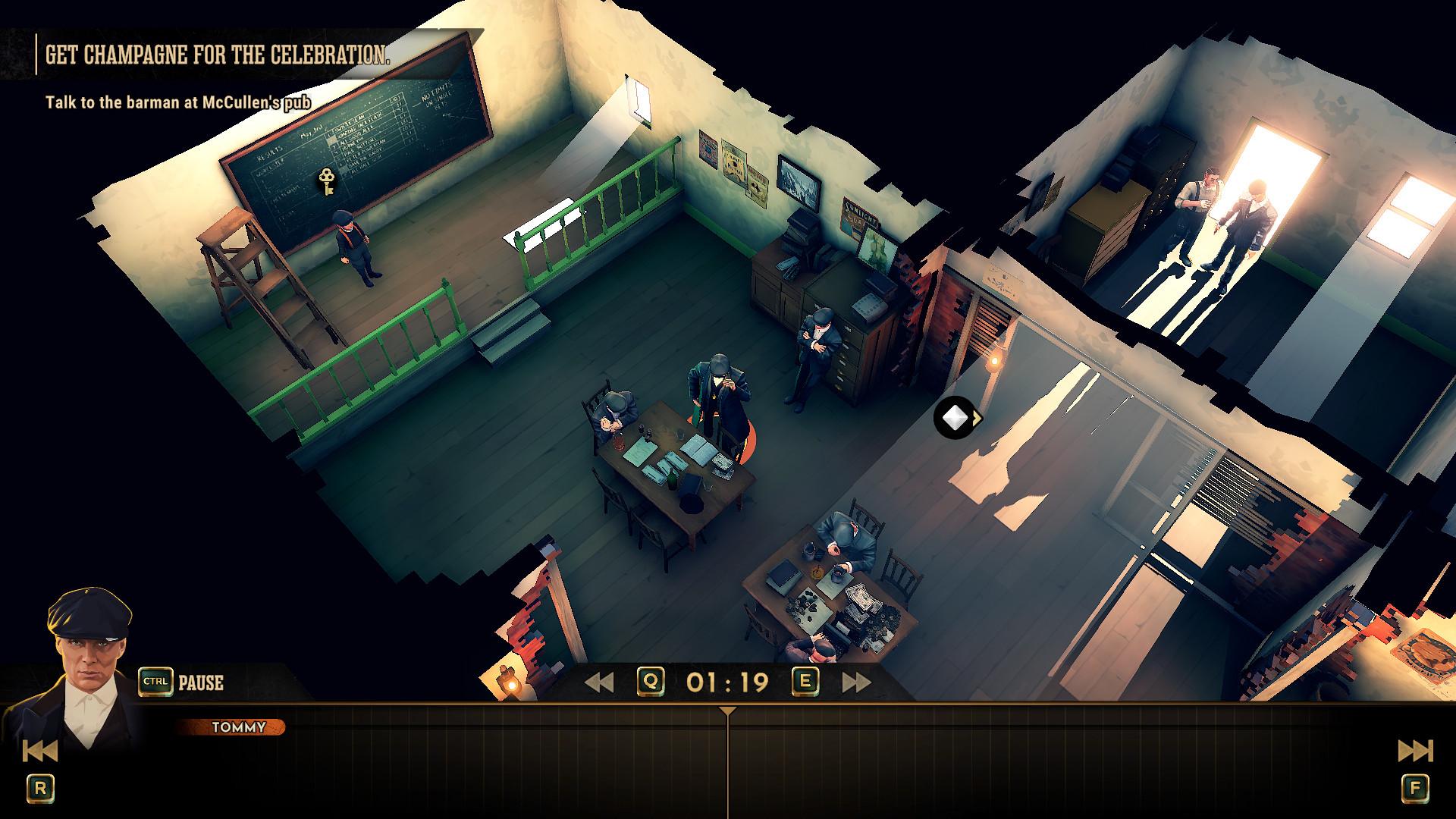 冒险解谜《浴血黑帮:傀儡师》上市预告 8月20日发售