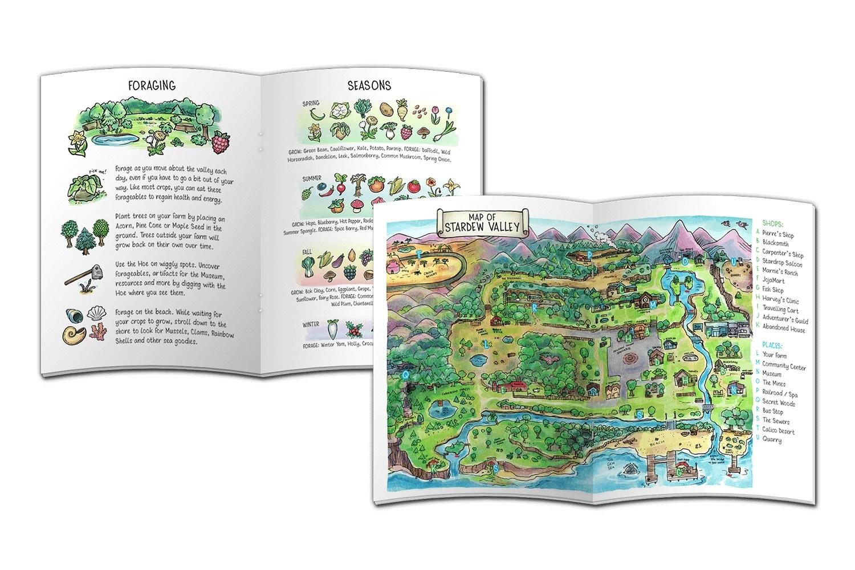 《星露谷物语》将为PC及Switch推出豪华收藏实体版