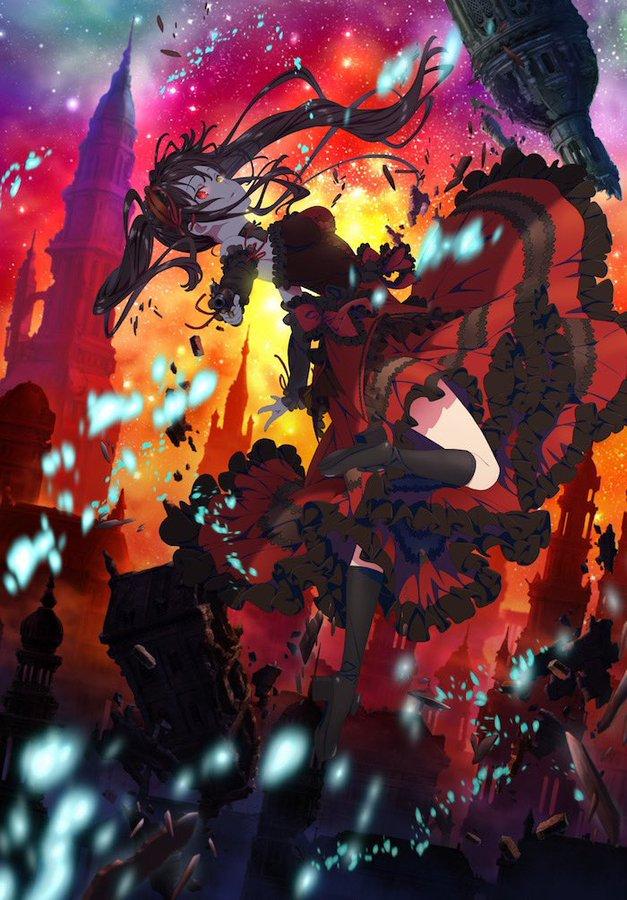 《约会大作战狂三外传》新宣传图公开 8.14在日本上映