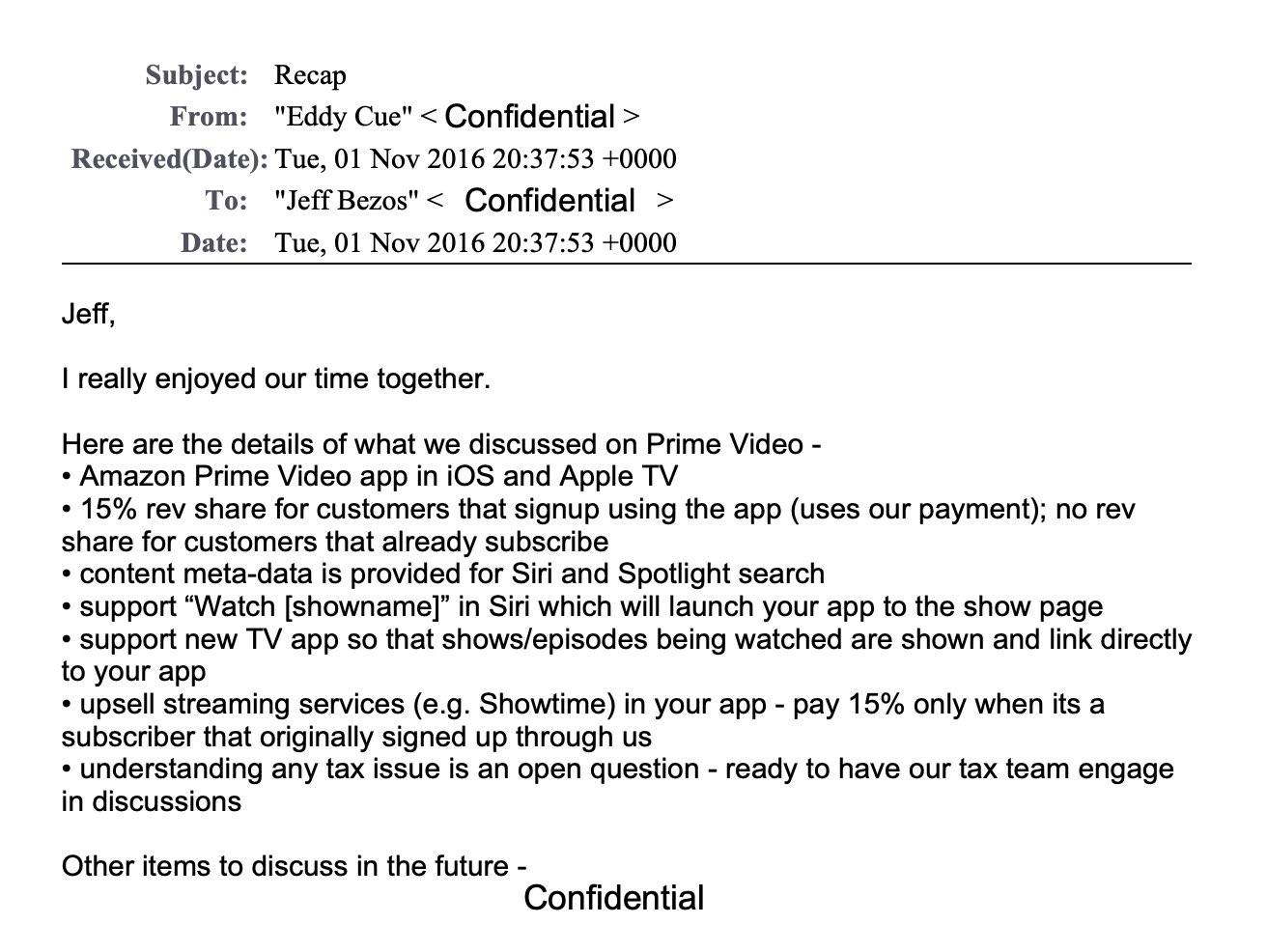 内部邮件曝光:苹果CEO库克被指公开撒谎 微软很受伤