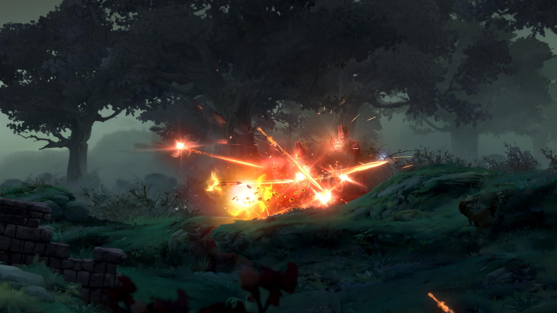 《斩妖行》公开全新预告片 8月14日Steam抢先体验
