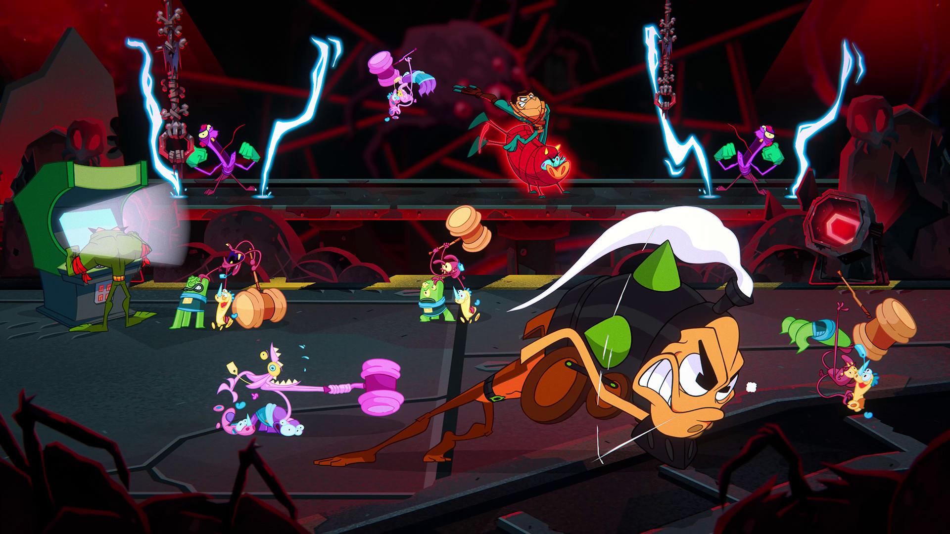游戏新消息:忍者蛙发售日公布已上架Steam、支持简中