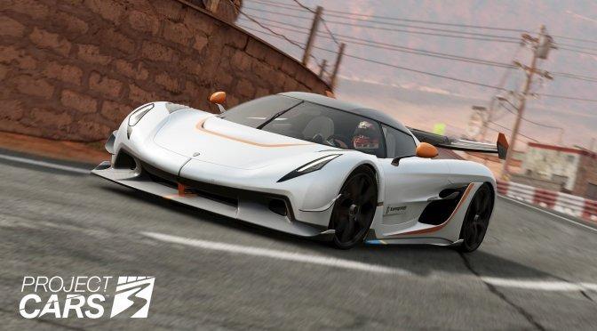 游戏新消息:支持VR/12K赛车计划3多段赛车实机视频公布