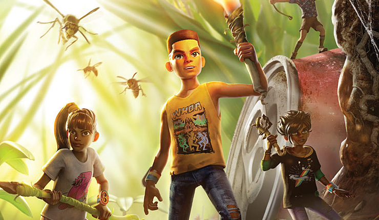 黑曜石《Grounded》大获成功 发售两天玩家超百万