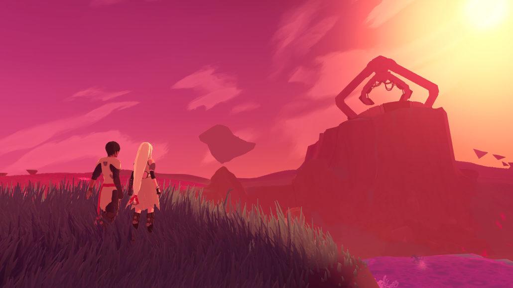 《Haven》将利用PS5手柄力反馈呈现空中滑翔的感觉