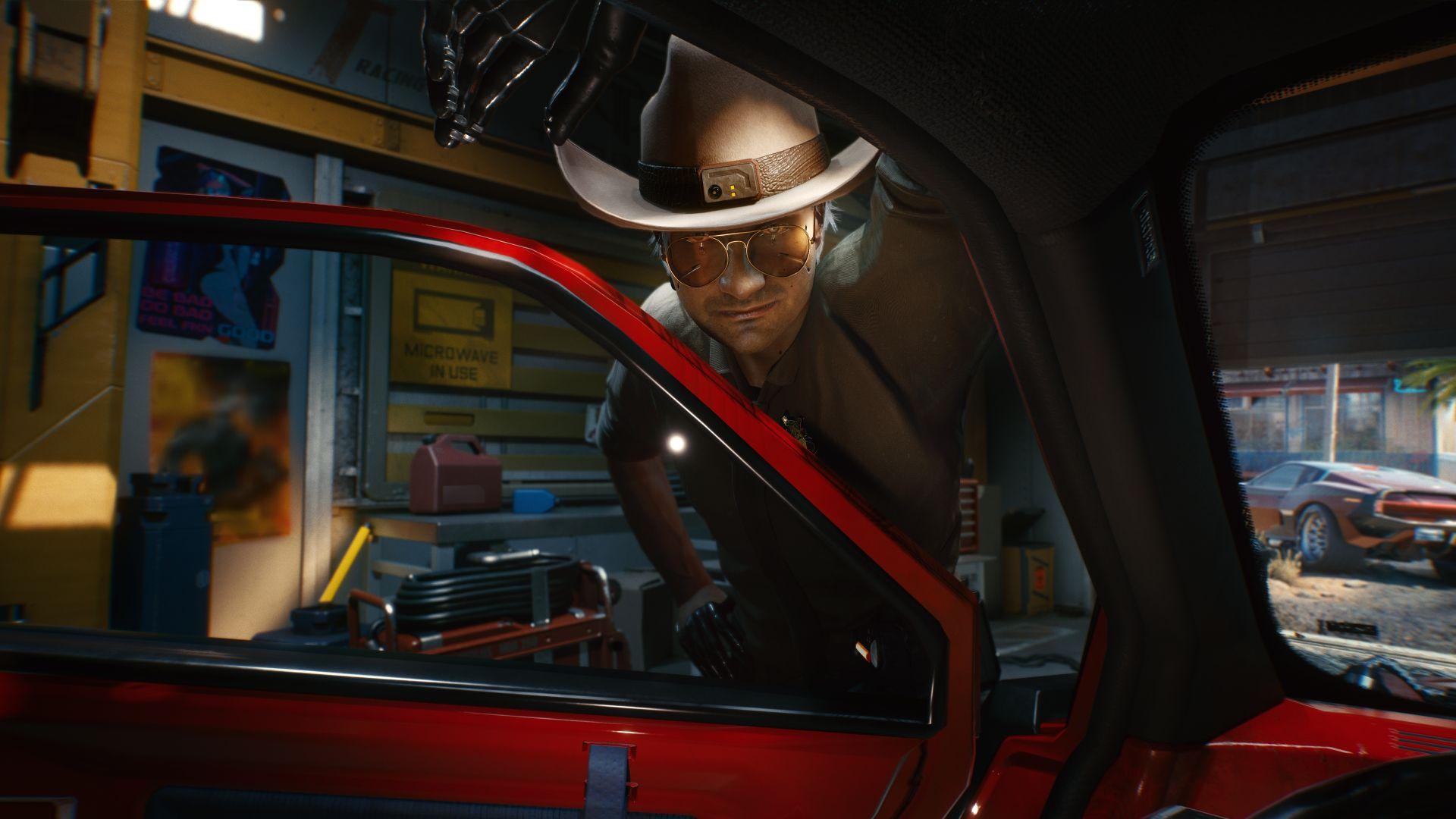 《赛博朋克2077》主角在对话中可以环顾四周 规避潜在危险