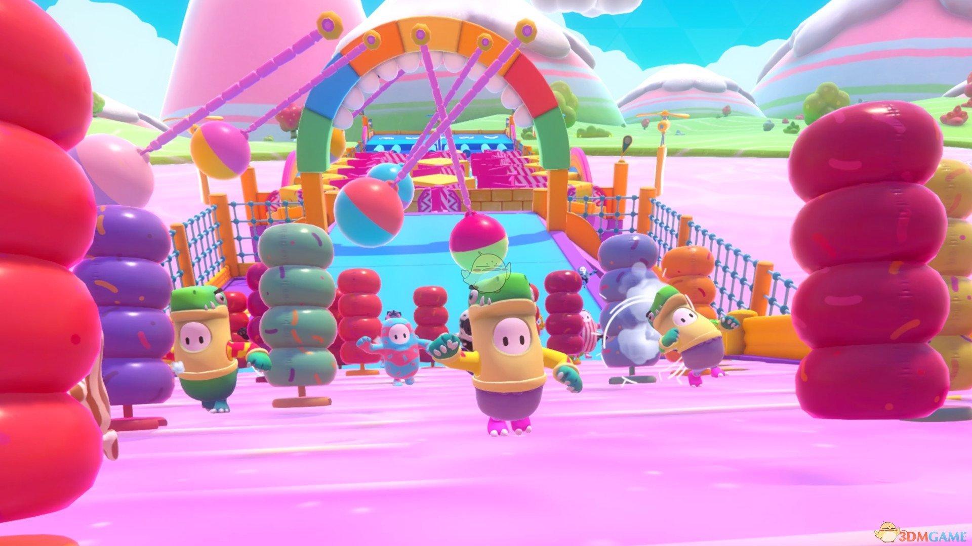 《糖豆人:终极淘汰赛》游戏配置要求一览