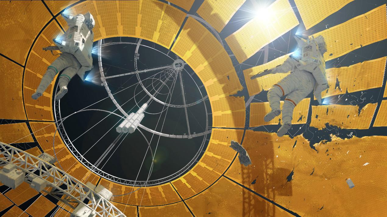 国产太空硬核射击FPS《边境》或年内上线 将登陆PS4/PC平台