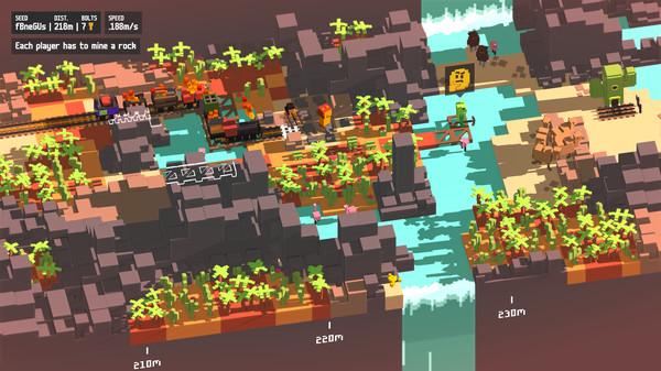 多人合作游戏《一起开火车!》将推出正式版、上调价格 新角色登场