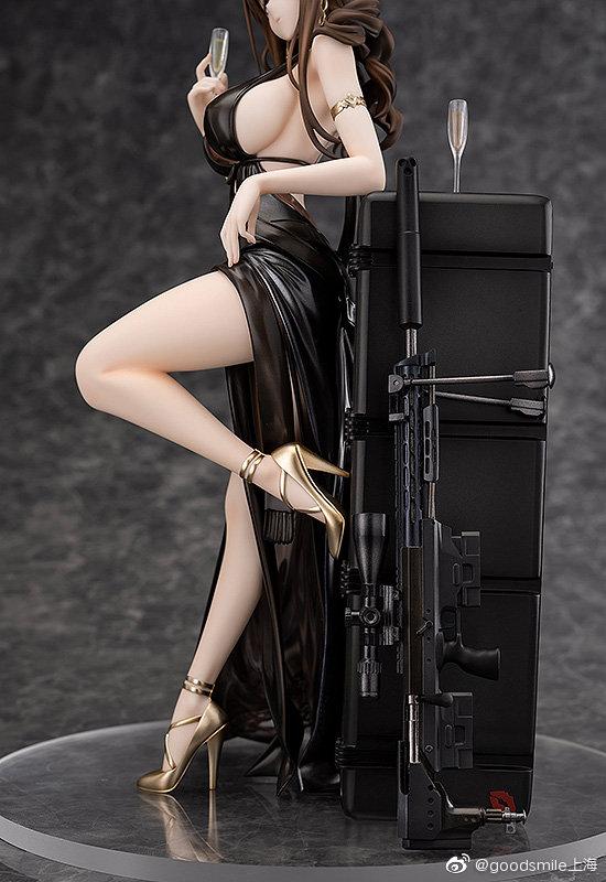 Goodsmile《少女前线》「Gd DSR-50」手办 售价1240元