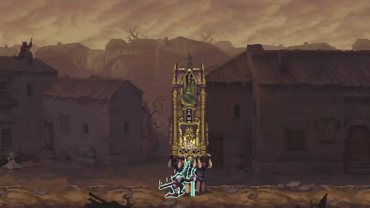 """《神之亵渎》免费DLC""""黎明震动""""今日正式上线"""