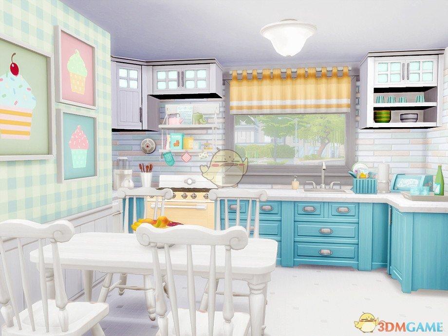 《模拟人生4》温馨迷你小住宅MOD