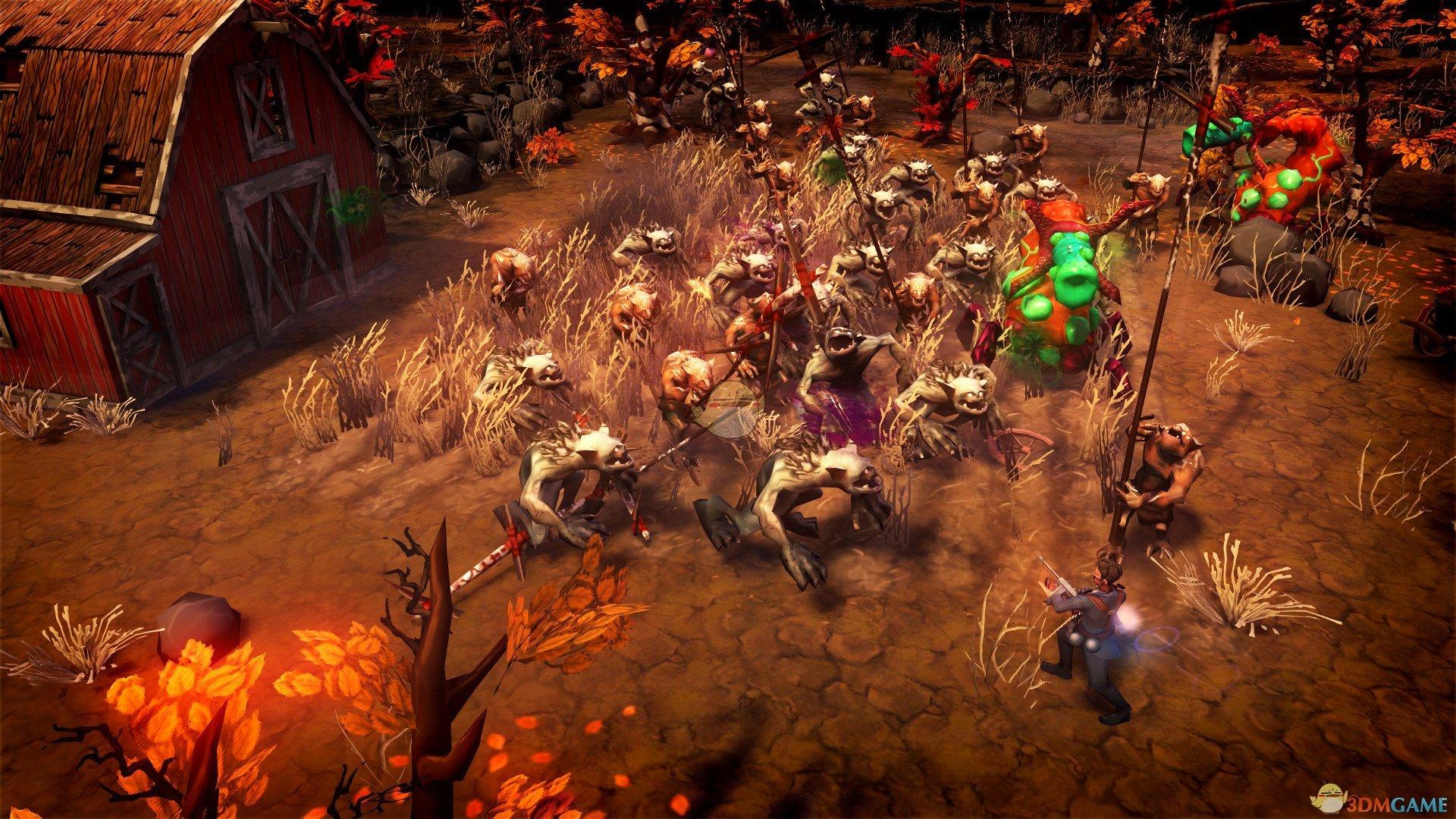 《特斯拉战队》游戏配置要求一览