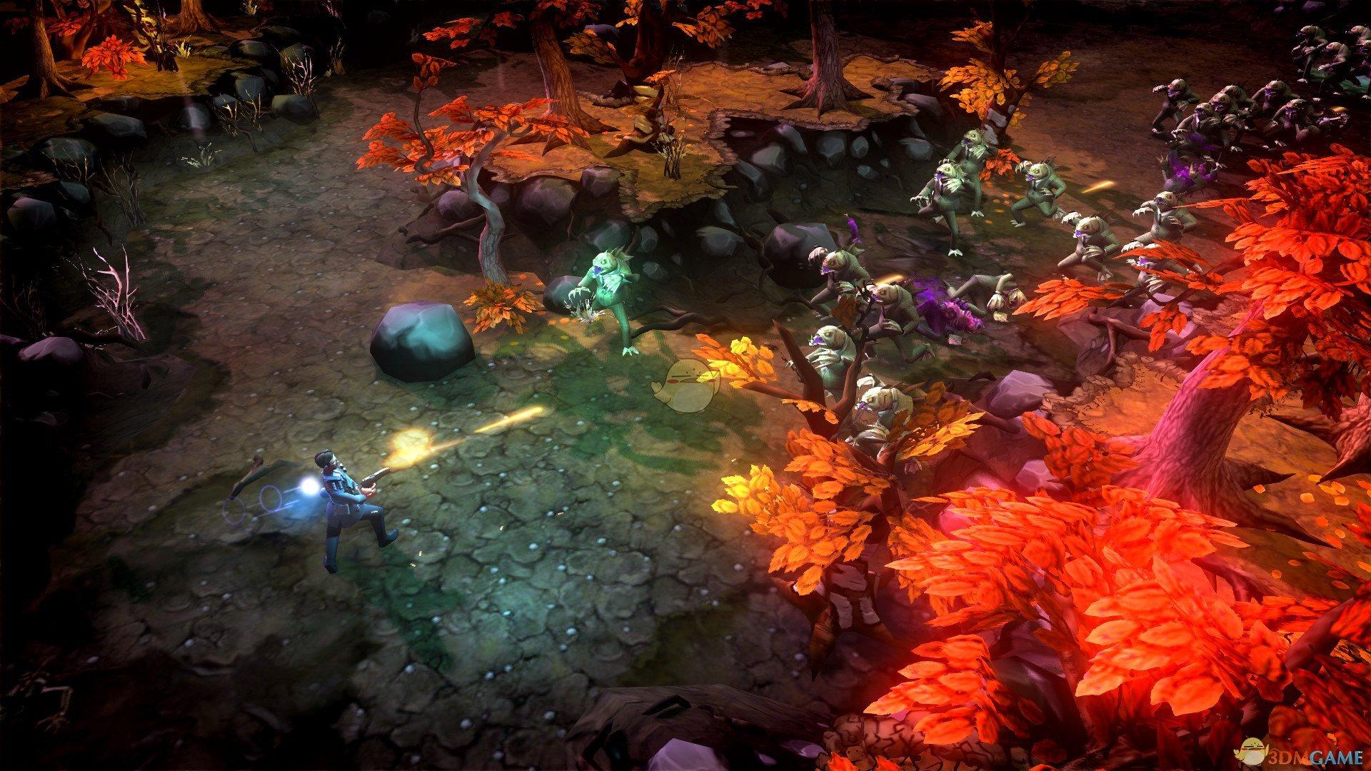 《特斯拉战队》游戏特色内容一览