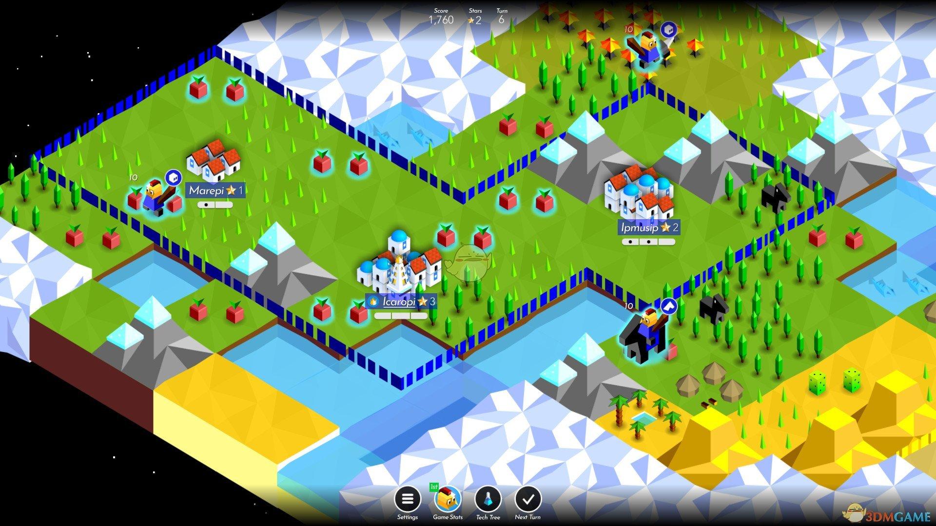 《The Battle of Polytopia》游戏配置要求一览