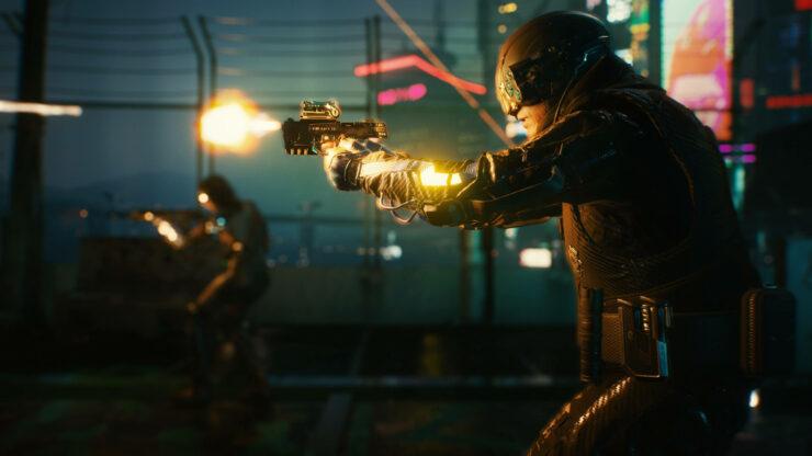 《赛博朋克2077》近战系统很有趣 几发子弹就足以杀敌