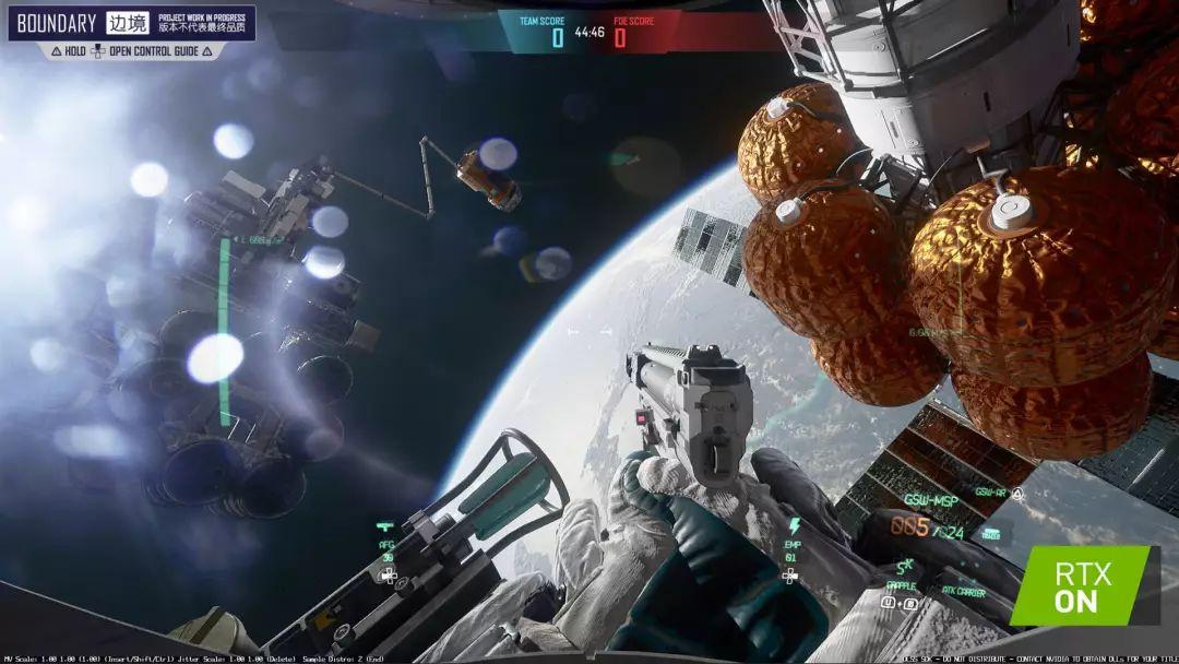 国产科幻FPS《边境》确认登陆Steam PC配置公开