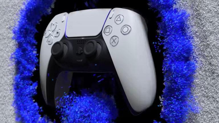纯黑版PS5 Dualsense手柄图片泄露