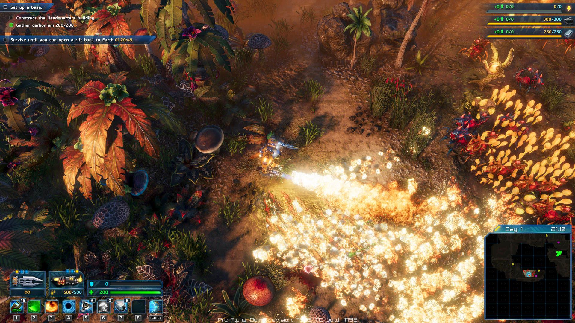 建造类生存+机甲RPG,《银河破裂者:序章》今日免费登陆Steam!