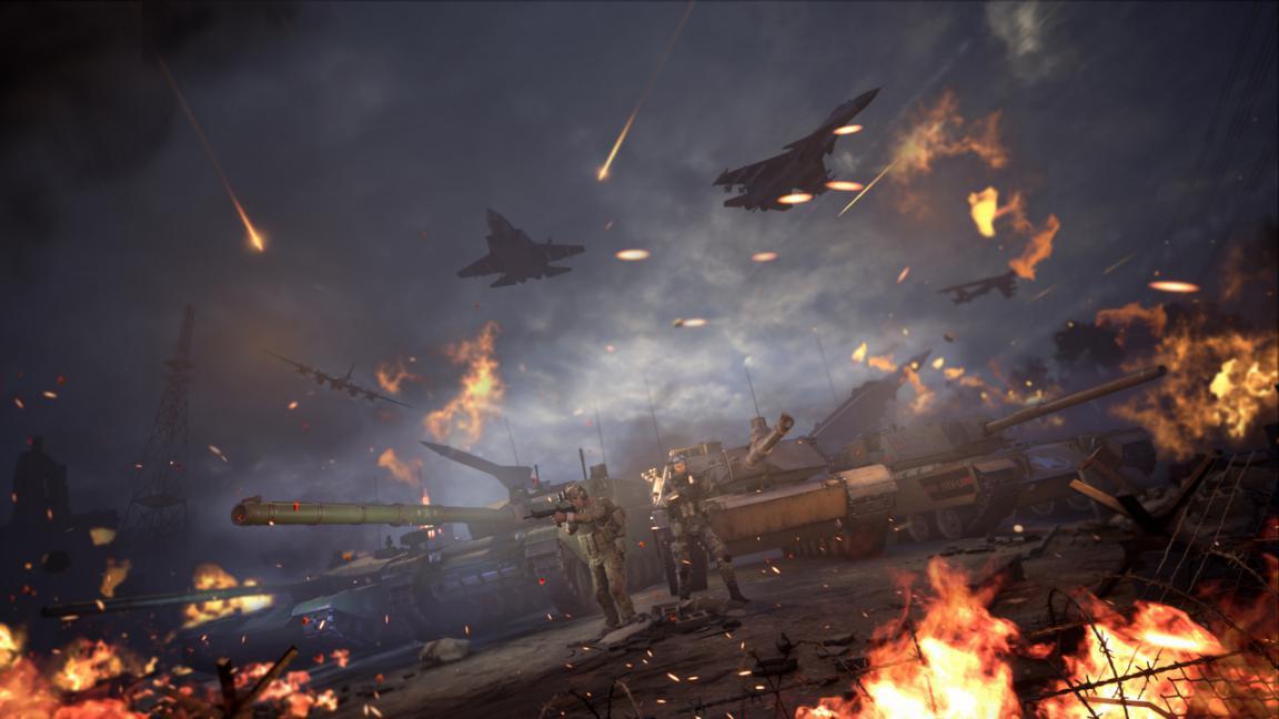 《烈火战马》试玩:在立体化战场感受战争的艺术