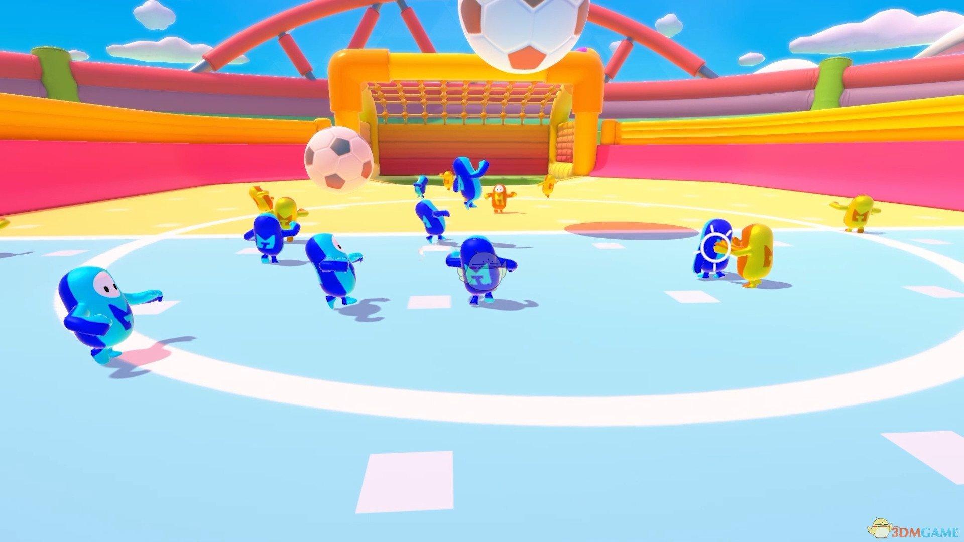 《糖豆人:终极淘汰赛》踢球方法介绍