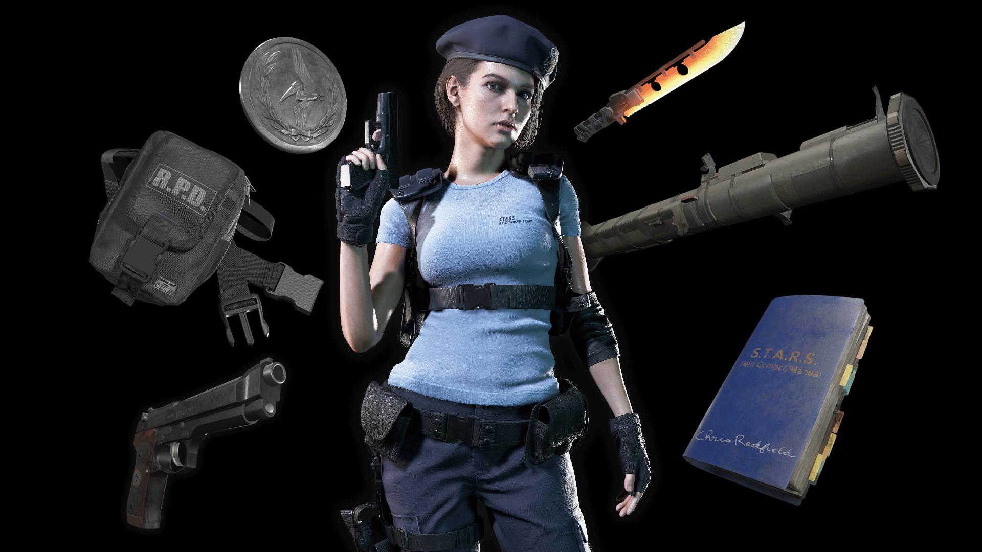 《生化危机3:重制版》游戏奖励全解锁DLC推出 售价34元
