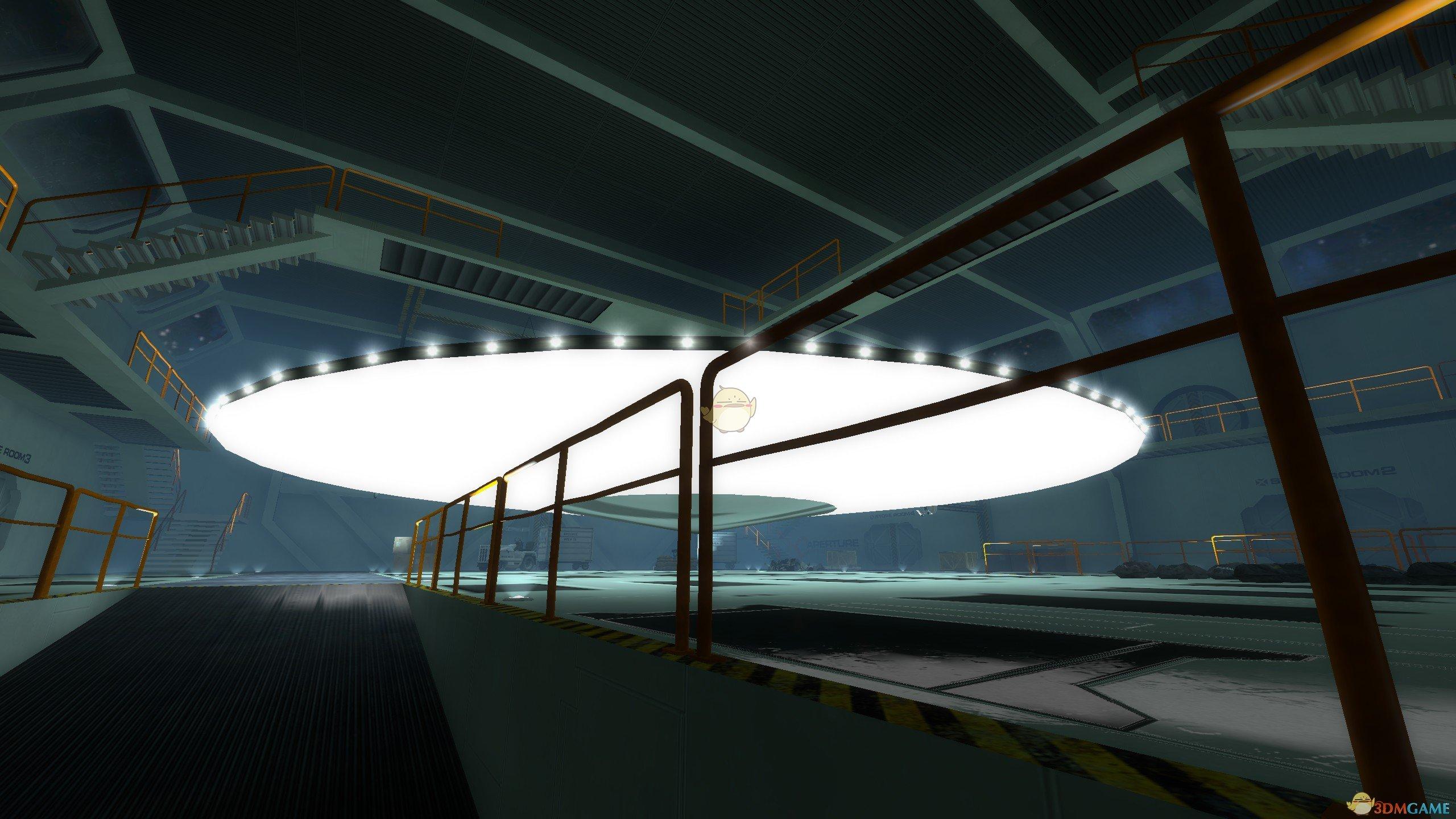 《求生之路2》太空飞碟地图MOD