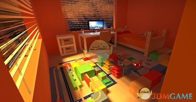 《求生之路2》玩具屋地图三MOD