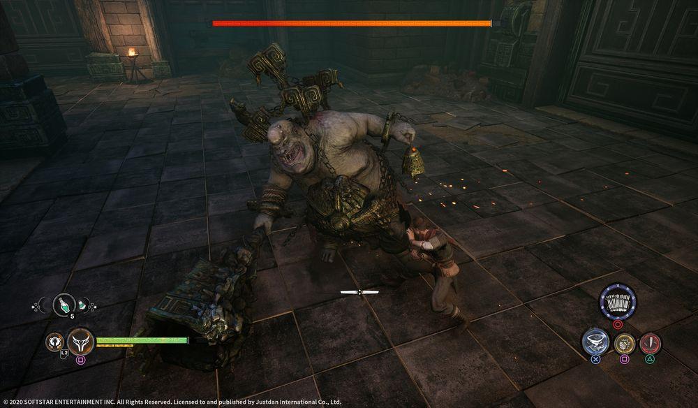 《轩辕剑7》PS4版游戏画面公开 游戏定价285元