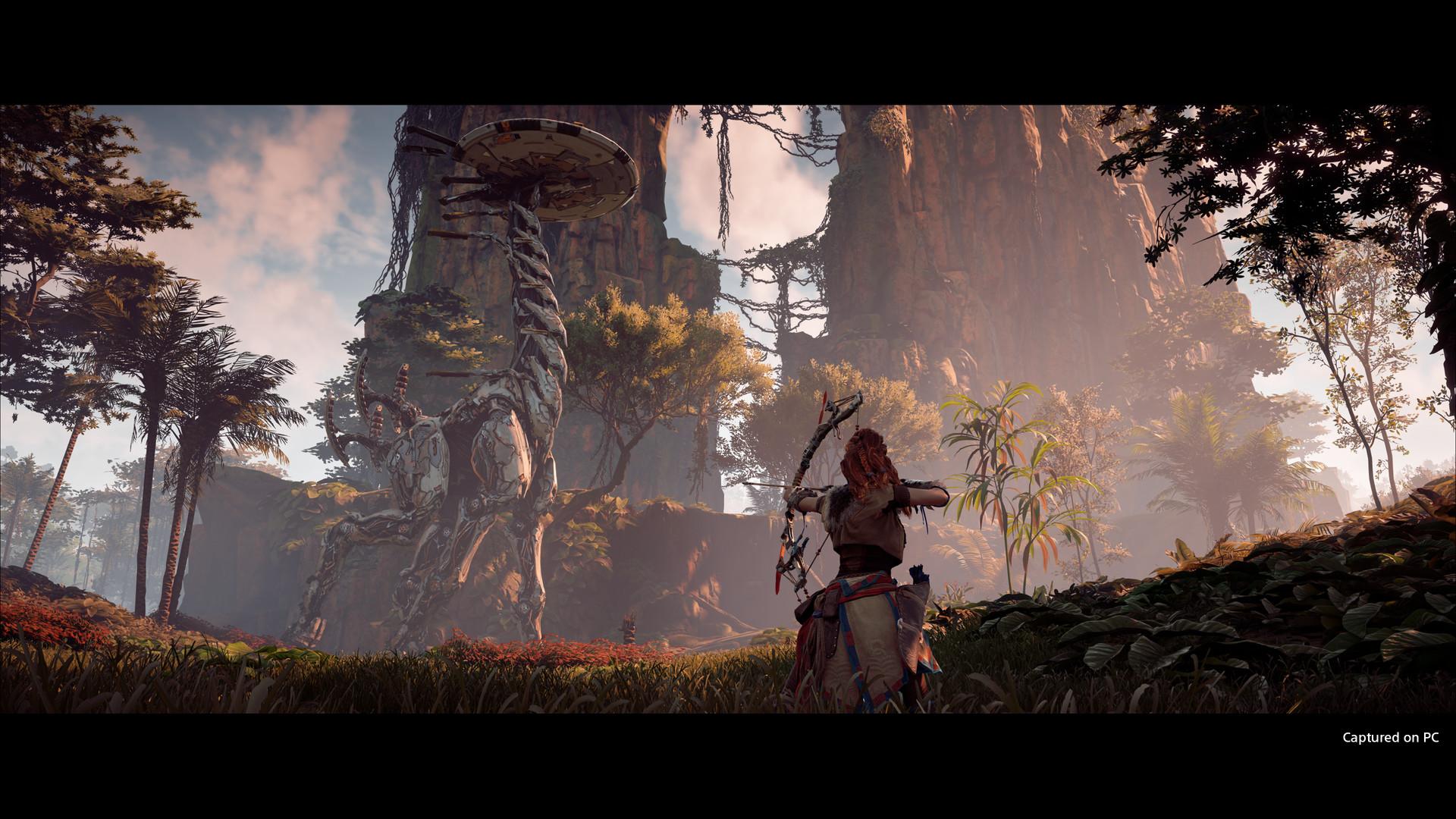 《地平线:黎明时分》Steam褒贬不一 游戏优化差