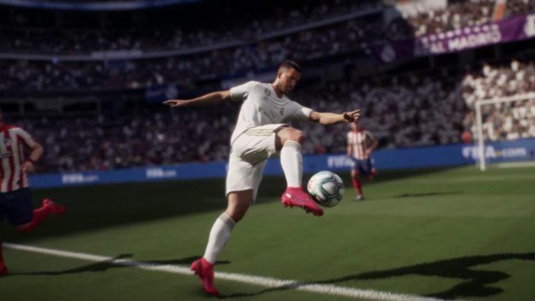 为整治恶意玩家 《FIFA 21》移除被玩坏的庆祝动作