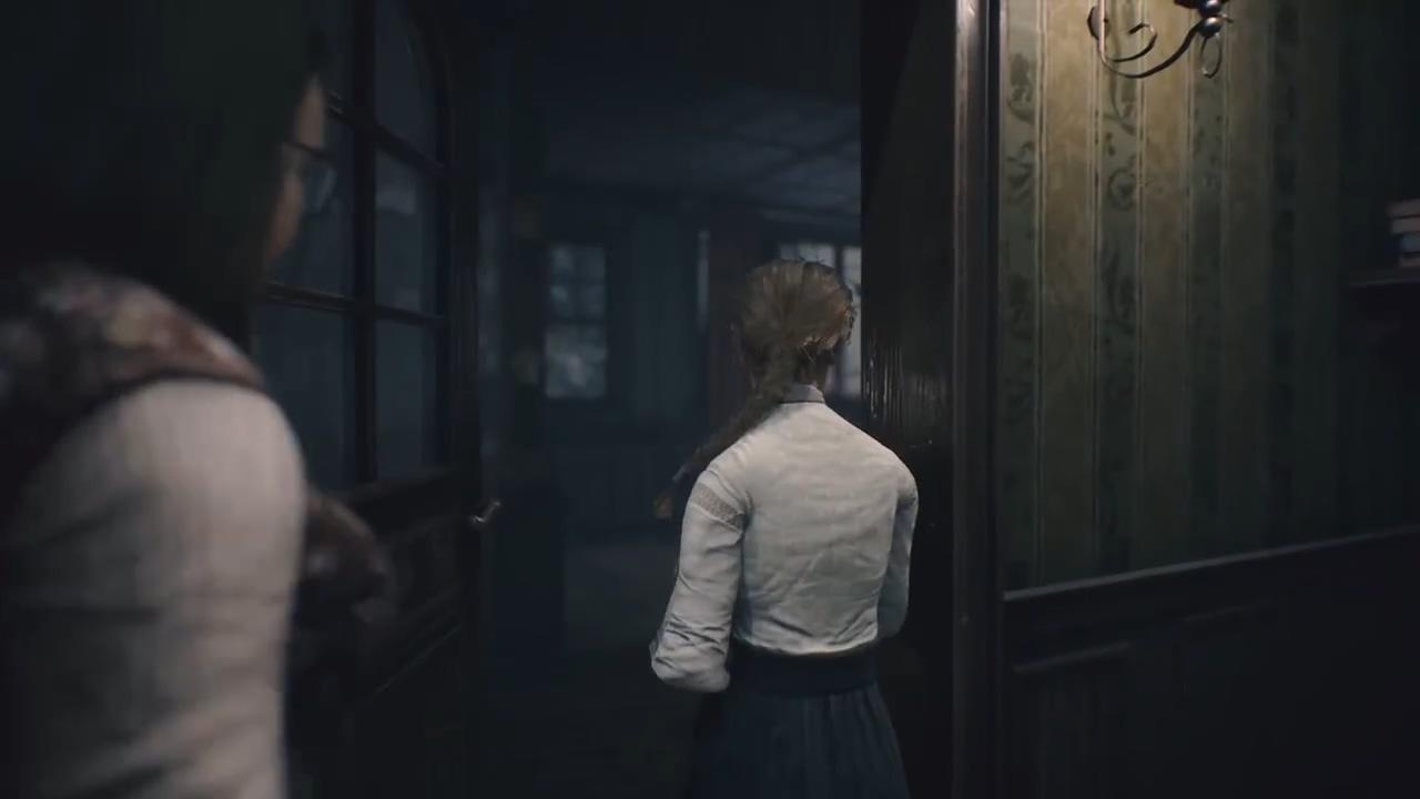 生存恐怖《修道院:破碎瓷器》最新宣传预告 10月20日发售