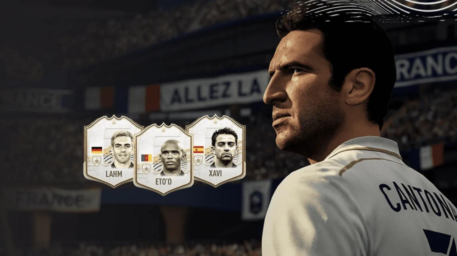 《FIFA 21》超级球星阵型参加阿什利科尔/托雷斯