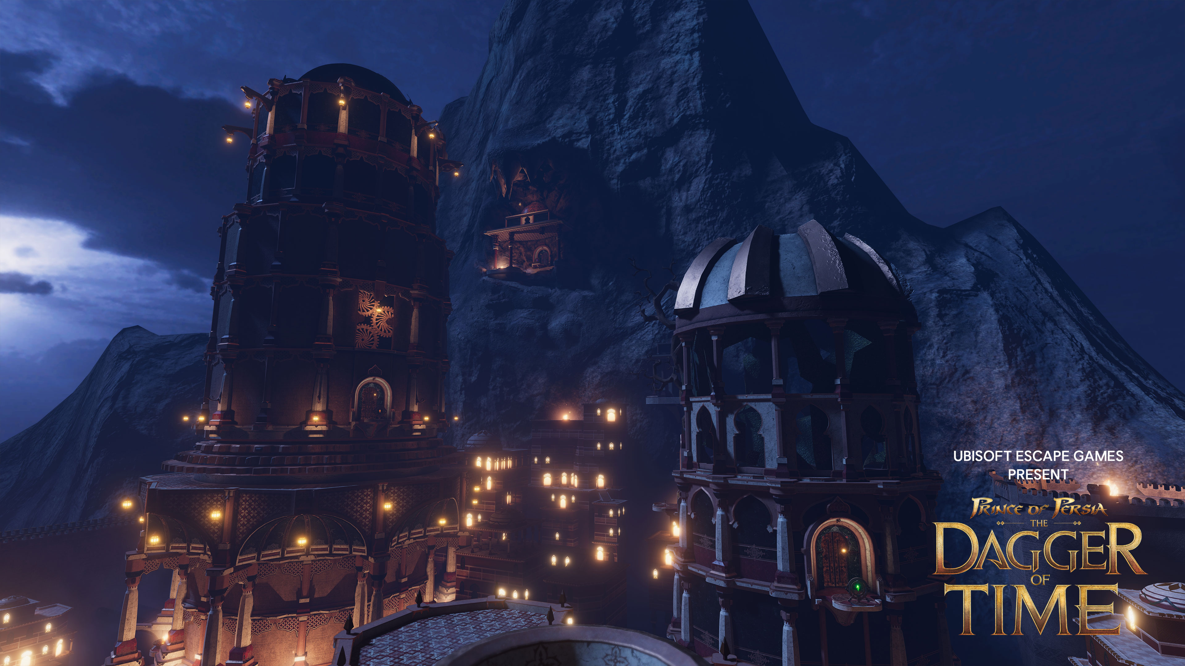 育碧VR游戏《波斯王子:时之刃》面见中国玩家