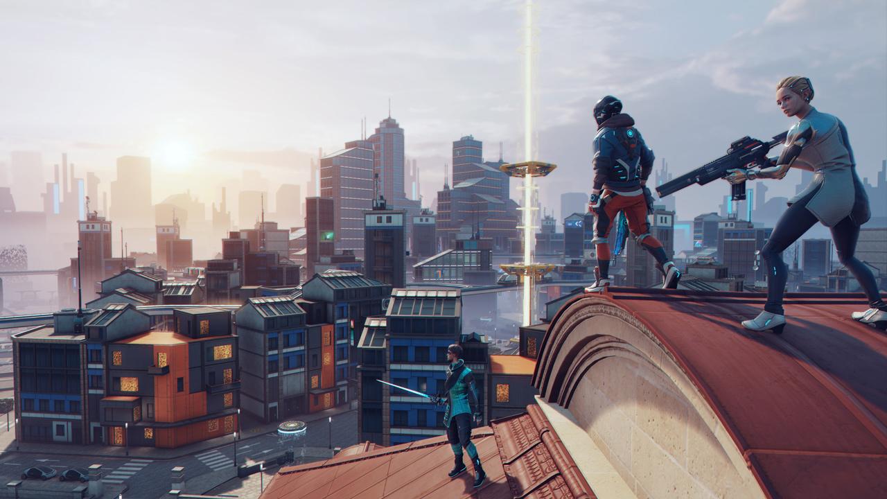 《超猎都市》今日正式登陆PC及主机平台