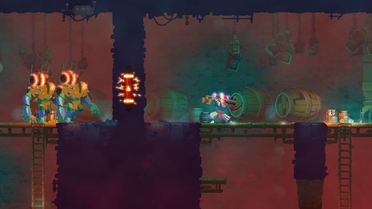 """《死亡细胞》免费更新""""Barrels o'Fun""""预告 PC版已更新"""