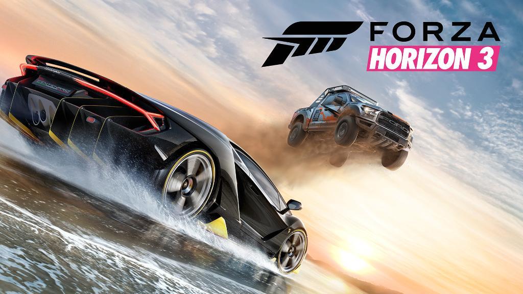 《极限竞速地平线3》本体、DLC 将从微软商店下架 拥有玩家仍可使用在线功能