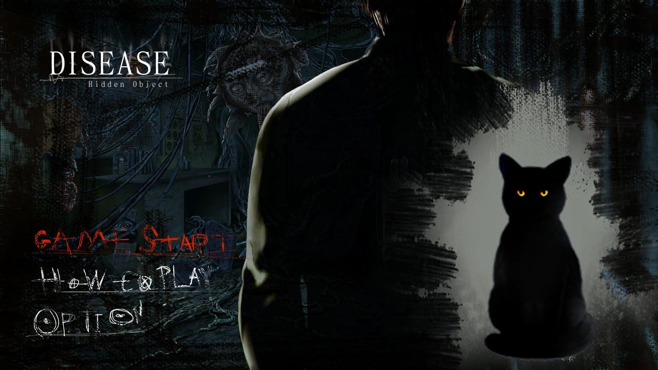 恐怖冒险游戏《疾病:隐藏对象》Steam版8月27日发售