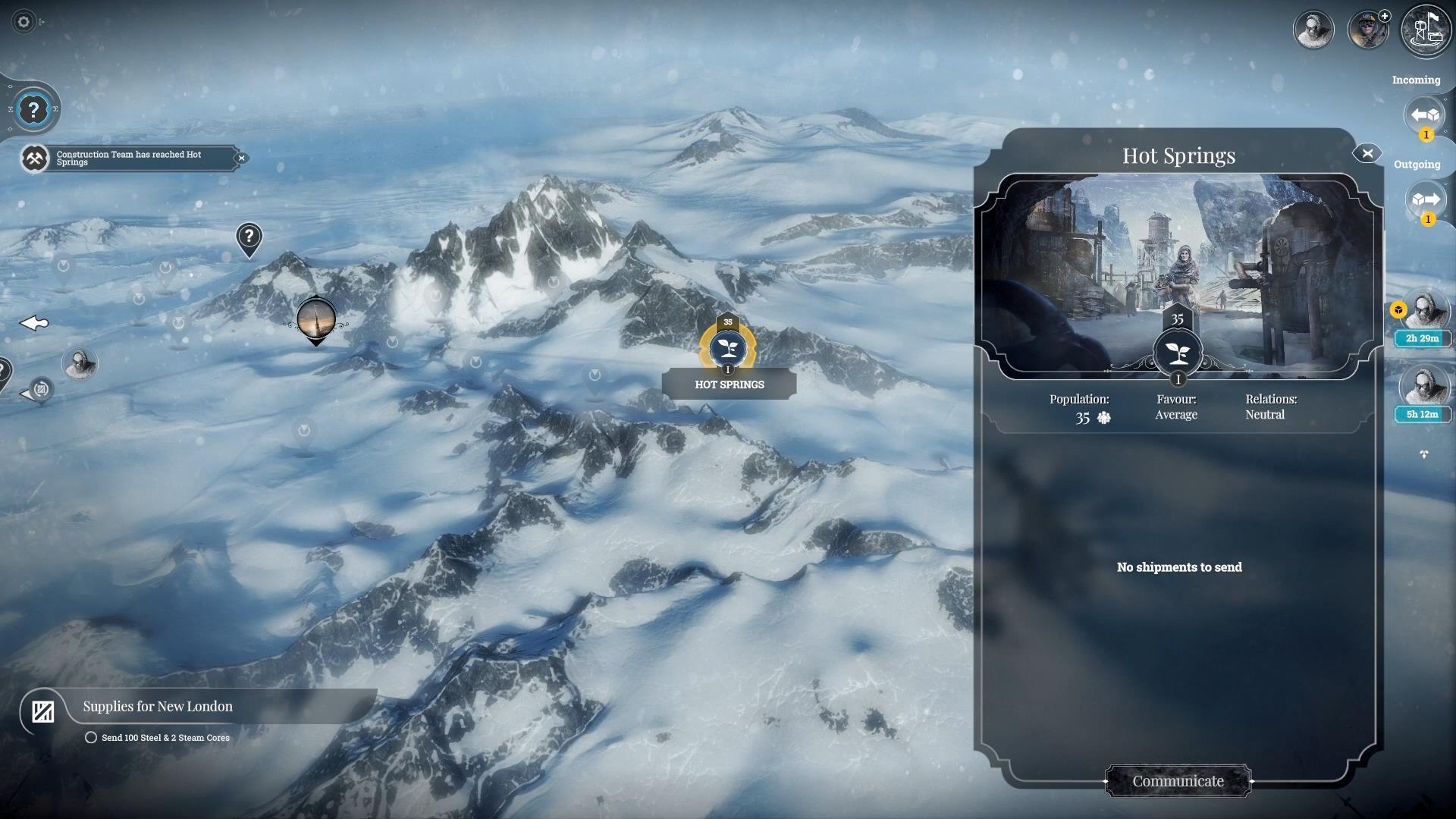 《冰汽时代》最后的DLC