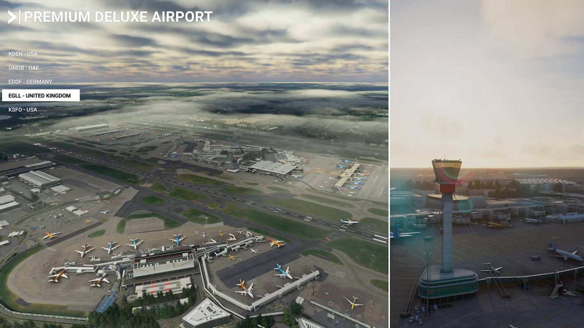 《微软飞行模拟》新预告片 画面精致细节超乎想象