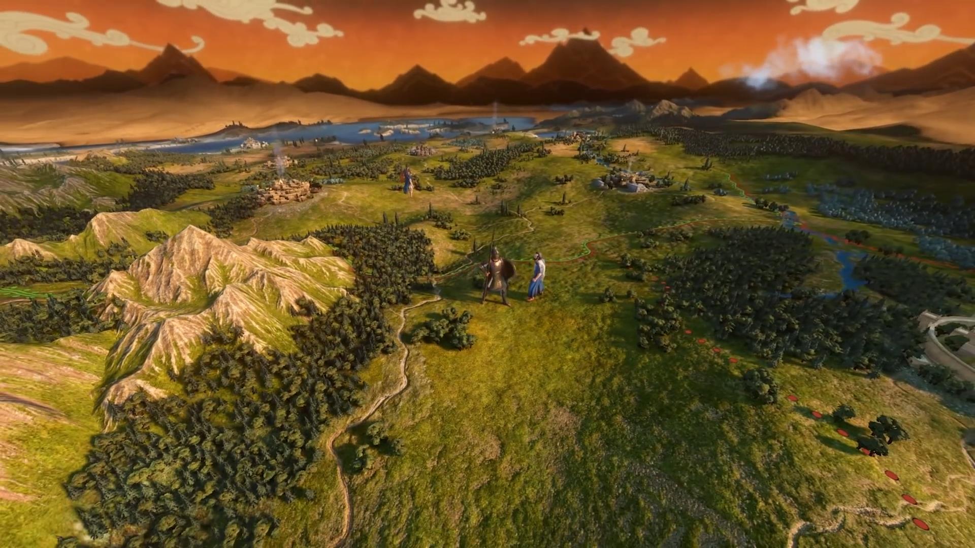 《全面战争传奇:特洛伊》新预告 今晚免费领游戏别错过