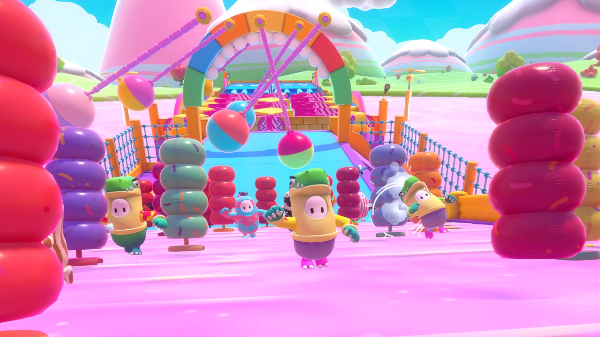 《糖豆人终极淘汰赛》开启外挂检测系统 作弊情况逐步可控 PS4版玩家数或突破800万
