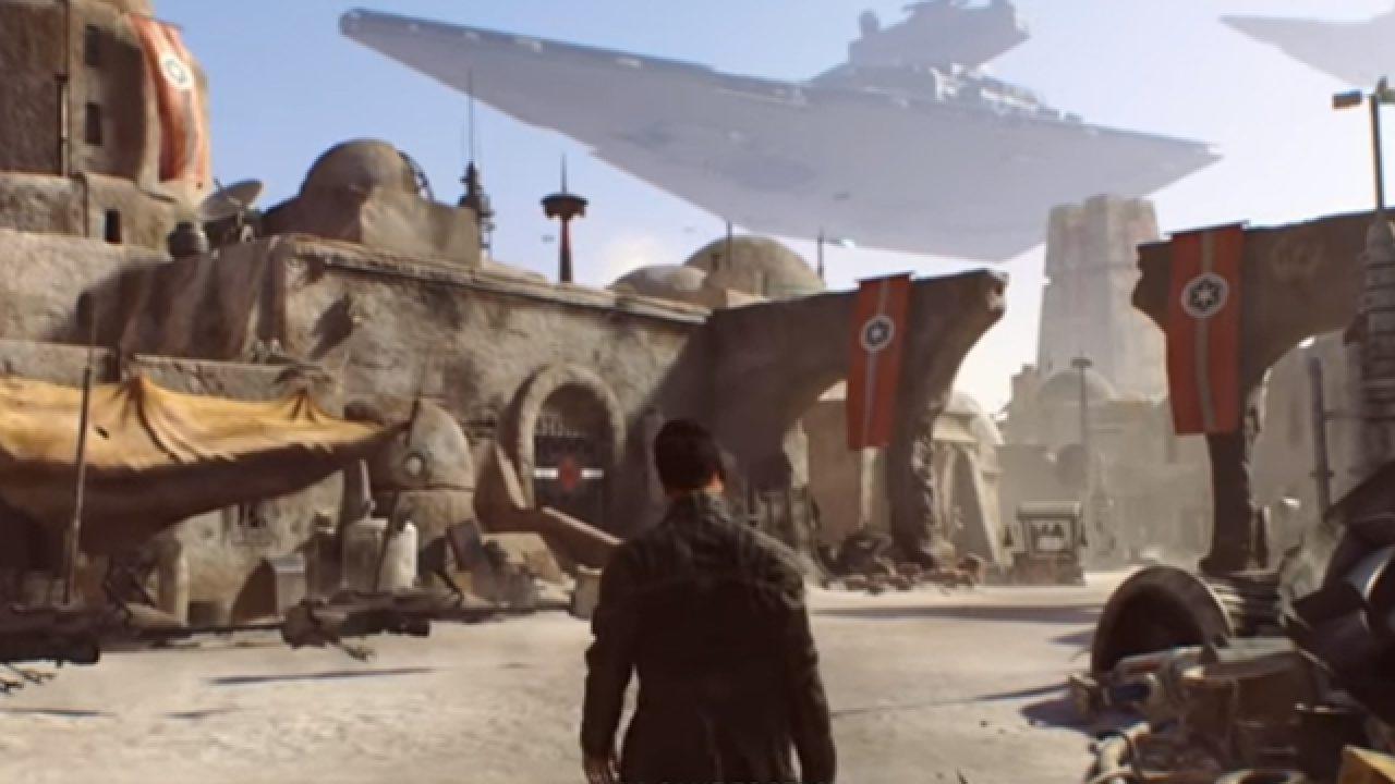 前制作人表示因EA决策 最棒的《星战》游戏夭折