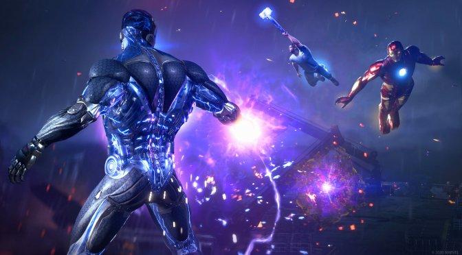 《漫威复仇者联盟》PC版不锁帧 画面设定一览