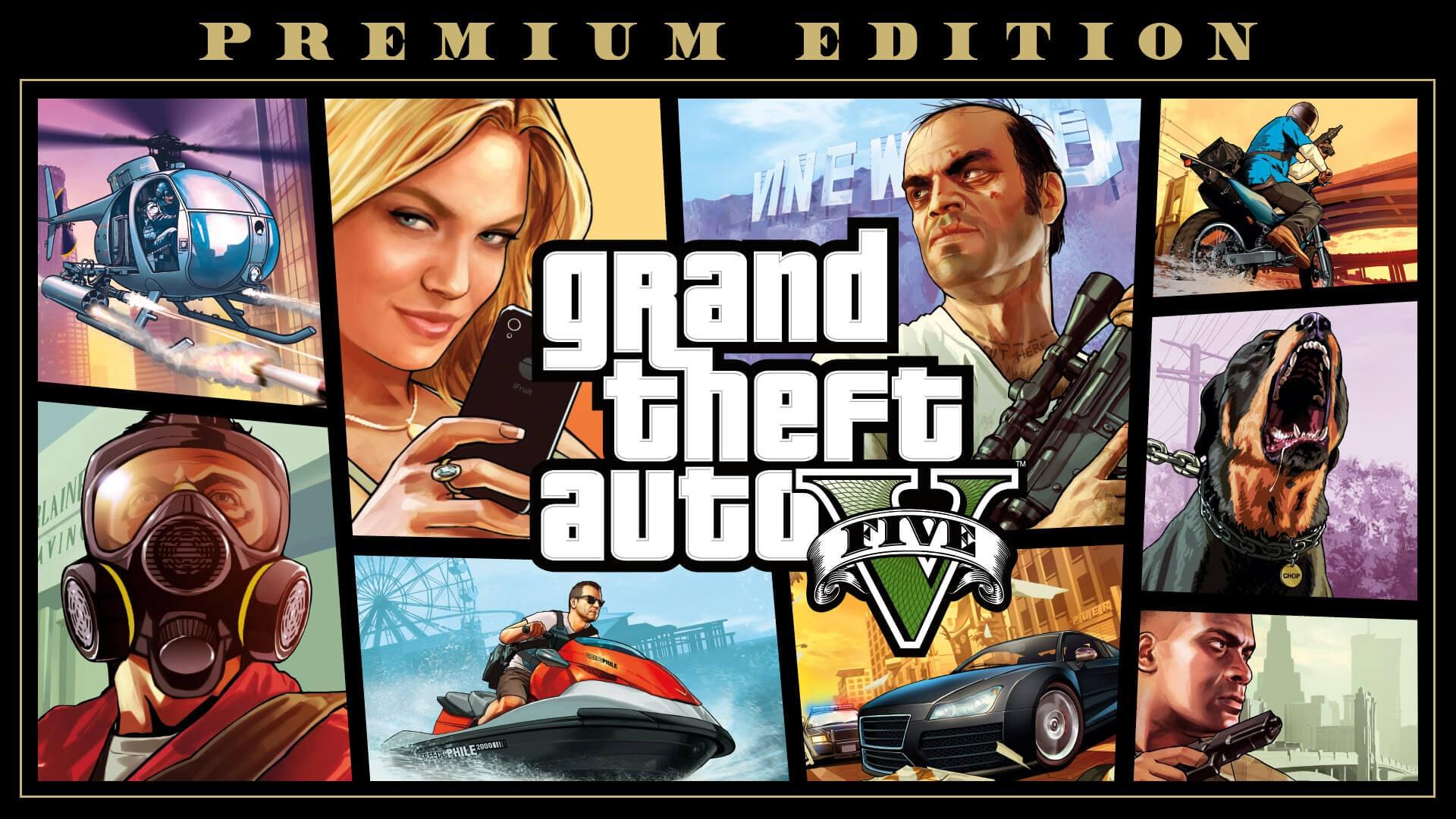 传《GTA6》将是PS5限时独占 至少30天时间