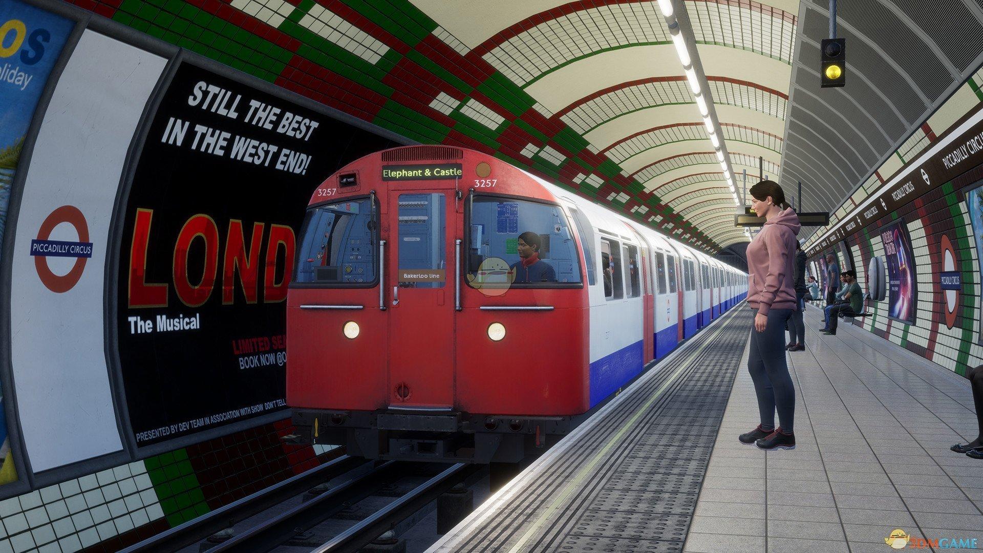 《模拟火车世界2》游戏特色内容一览
