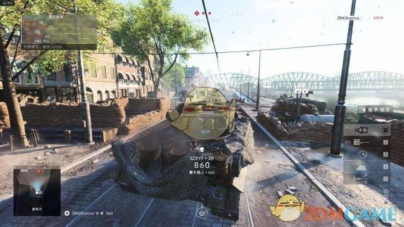 《战地5》虎式坦克88炮玩法技巧分享