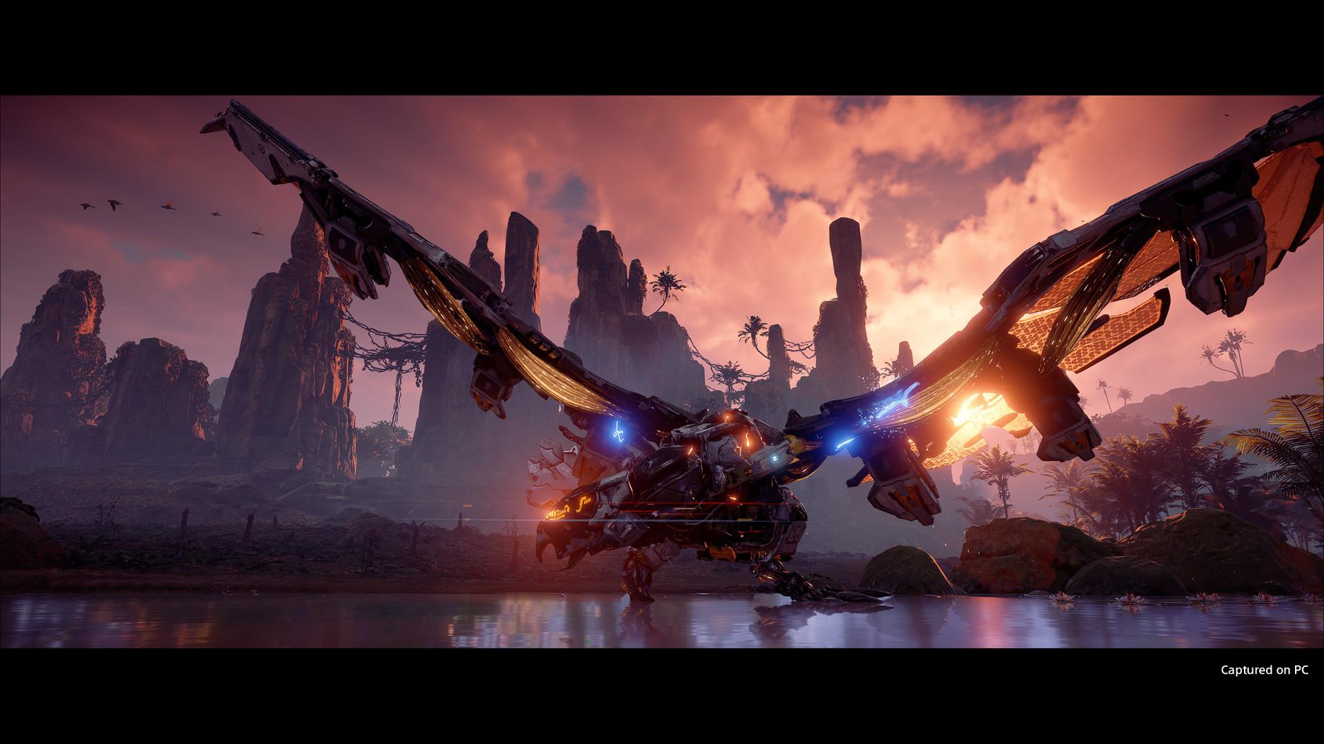 PC版《地平线:零之曙光》1.02补丁发布 修复游戏崩溃问题