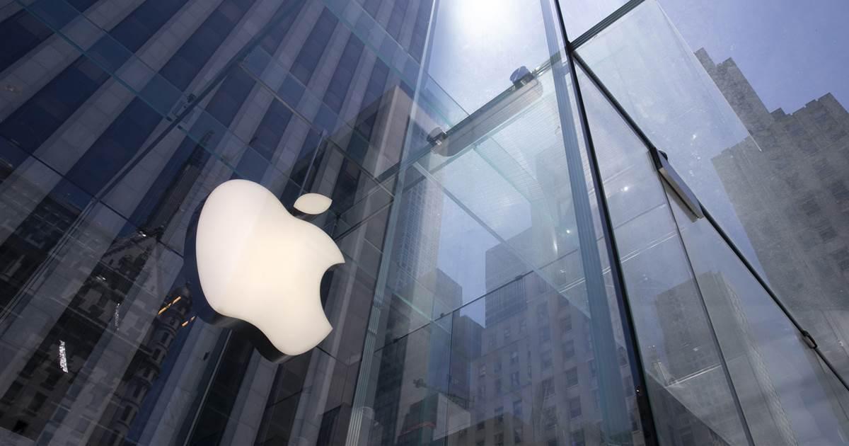 苹果成为首家市值达到2万亿美元的科技公司